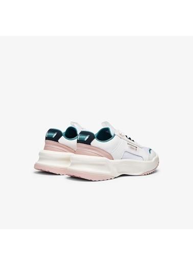 Lacoste Kadın Ace Lift  Sneakers 741SFA0030.1Y9 Beyaz